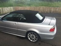 Bmw 330 msport convertible