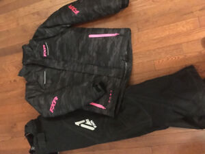 Girls FXR Snow Suit