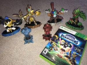 Skylanders imaginators for Xbox 360