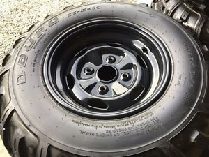 NEW ATV TIRES AND RIMS - (((( COMPLETE SET )))) Sarnia Sarnia Area image 5