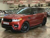2013 Land Rover Range Rover Sport 3.0 SD V6 HSE Dynamic 4X4 (s/s) 5dr Auto SUV D