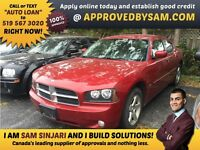 "UPGRADES MADE EASY - CHARGER - TEXT ""AUTO LOAN"" TO 519 567 3020"
