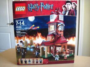 Lego set 4840 Harry Potter, The Burrow, complet  avec boite
