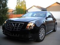2012 Cadillac CTS4  AWD, Leather, Panoramic Sunroof Roof...