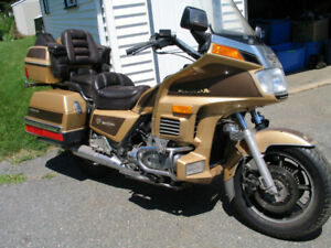 Project or Parts Goldwing