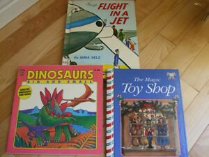 3 KIDS BOOKS