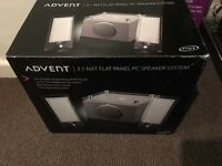 ADVENT 2.1 NXT FLAT PANEL PC SPEAKER SYSTEM
