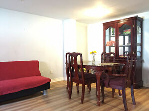 Furnished 2 Bedroom Apt for rent close to Finch Station