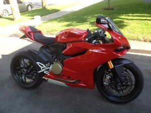 Panigale Supersport 2013 ABS