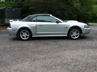 2003 Ford Mustang GT CONVERTIBLE $7900.00