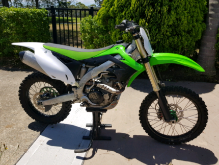 2012 Kawasaki KXF450 Grays Point Sutherland Area Preview