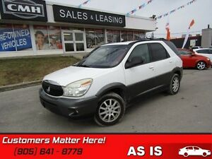 "2005 Buick Rendezvous   ""AS IS"" UNFIT VEHICLE"