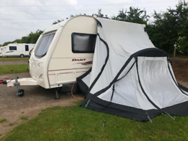 2008 AVONDALE 380/2 AWNING MOVER CRIS