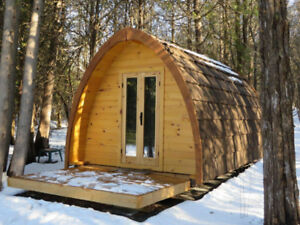 THE POD - World's finest bunkie!
