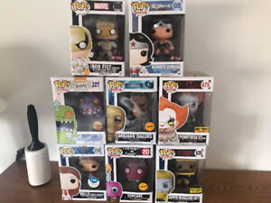 Funko Pop Exclusives- Mint Condition