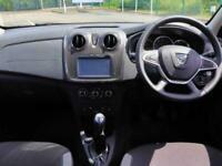 2018 Dacia Sandero Stepway Dacia Sandero Stepway 0.9 TCE 90 Comfort 5dr Hatchbac