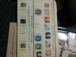 World wide stamp collection Cambridge Kitchener Area image 2