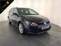 2014 VOLKSWAGEN GOLF GT BLUEMOTION TECH DIESEL 1 OWNER SERVICE HISTORY FINANCE