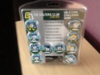 Golf Coin Challenge Game