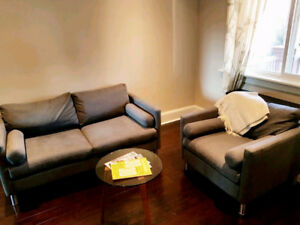 ELTE Couch and Chair Set