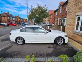 BMW 520d 66 plate