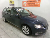 2012 Volkswagen Passat 2.0TD 140 BlueMotion Highline **BUY FOR ONLY £40 A WEEK**