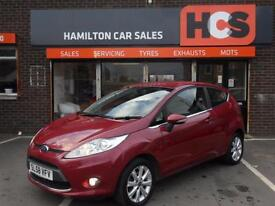 Ford Fiesta 1.25 Zetec - 1 Year MOT, Warranty & AA Cover. Excellent condition