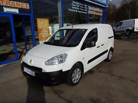 2015 PEUGEOT PARTNER HDI PROFESSIONAL L1 625 - 3 SEATER WITH AIR CON !! VAN DIES