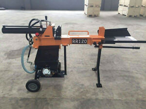 12 Ton Hydraulic Log Splitter