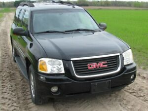 2005 BLACK GMC ENVOY XL SLE