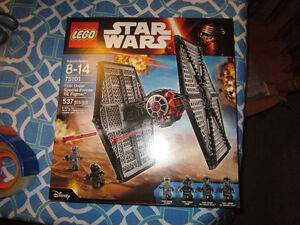 Lego Star Wars 75101 First Order Tie Fighter MISB