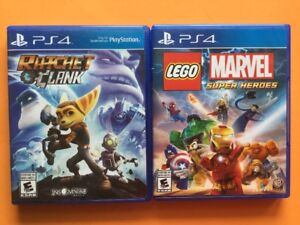 Minecraft - Lego Marvel Super Heroes - 20$ ch