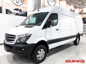 "Mercedes-Benz Sprinter Cargo Vans 4X4 V6 170"" HIGH ROOF LONG 201"