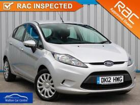 Ford Fiesta 1.4 Edge Tdci 2012 (12) • from £29.70 pw