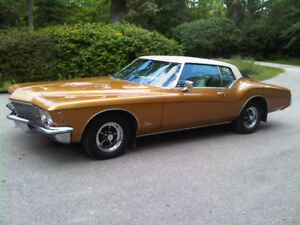 1972 Buick Riviera End of Season Special