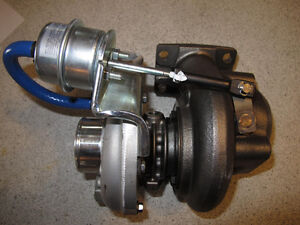 Rebuilt 1996- Perkins Industrial GT2052S Turbo 727264-0001