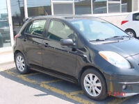 "2009 Toyota Yaris ""RS"" Sport Model Hatchback"
