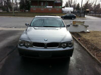 2002 BMW 7-Series 745I V8 GPS FULLY LOADED Sedan