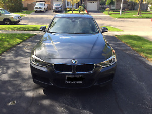 2015 BMW 335 xdrive M ($2000 upfront incentive)