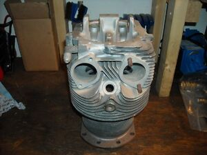 Old Aircraft Engine Cylinder