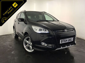 2014 64 FORD KUGA TITANIUM X SPORT TDCI 4WD AUTO 1 OWNER SERVICE HISTORY FINANCE