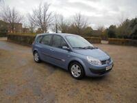 Renault Grand Scenic Dynamique VVT (blue) 2006