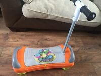 Chicco musical scooter