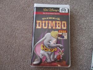 Dumbo - VHS