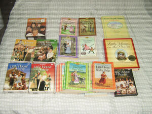 little house on the prairie collections