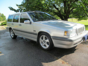 1997 Volvo 850 GLT Turbo Wagon