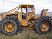 665D Cabel Skidder