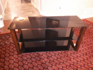 "50"" Glass TV Stand"