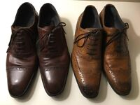 TOO BOOT NEW YORK DRESS SHOES SIZE 8
