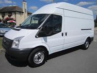 2013 Ford TRANSIT T350 LWB Diesel Van * ONLY 69K MILES *